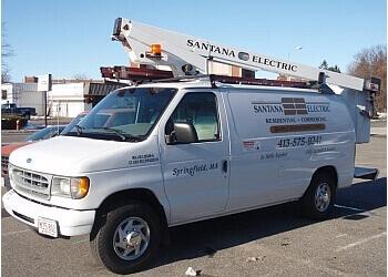 Springfield electrician Santana Electric