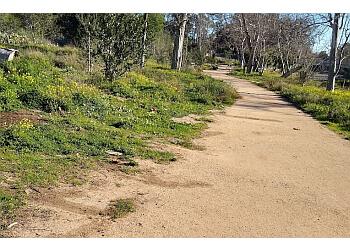 Santa Ana public park Santiago Park