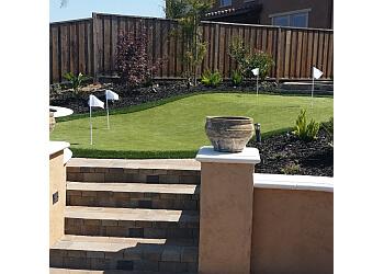 Stockton landscaping company Santini Landscape