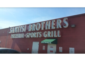 Phoenix sports bar Santisi Brothers Pizzeria & Sports Grill