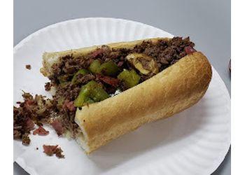Lowell sandwich shop Santoro's Subs & Pizza