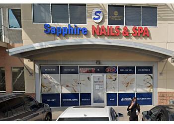 McAllen nail salon Sapphire Nails & Spa