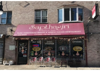 Jersey City indian restaurant Sapthagiri