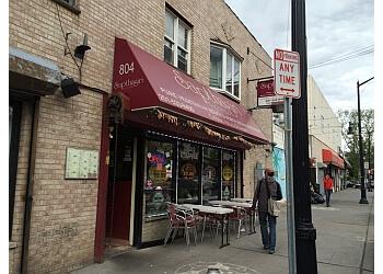 Newark vegetarian restaurant Sapthagiri