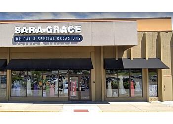 Rockford bridal shop Sara Grace Co.