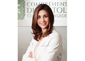 Pasadena dermatologist Sara Y. Gaspard, MD