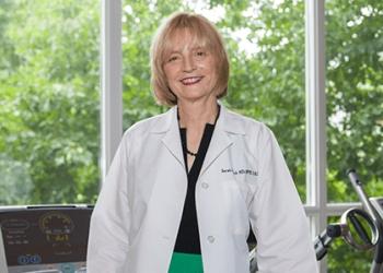 Seattle cardiologist Sarah M. Speck, MD, FACC