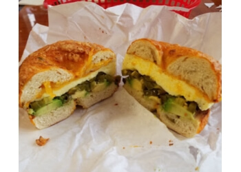 Boise City bagel shop Sarah's Bagel Cafe