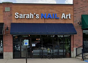 Fort Wayne nail salon Sarah's Nail Art