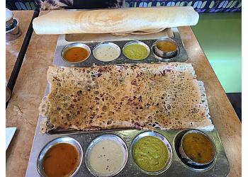 Houston vegetarian restaurant Saravanaa Bhavan