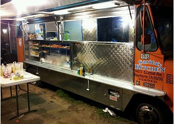 Inglewood food truck Sarita's Kitchen