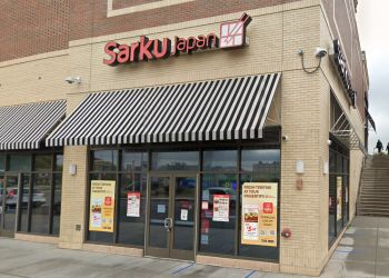 Newark japanese restaurant Sarku Japan