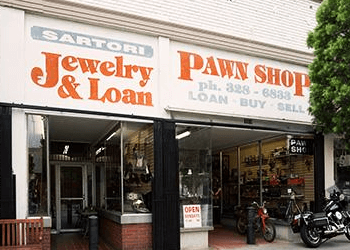 Torrance pawn shop Sartori Jewelry & Loan