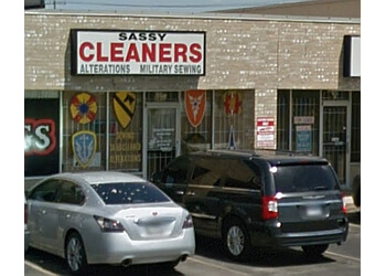 Killeen dry cleaner Sassy Cleaners