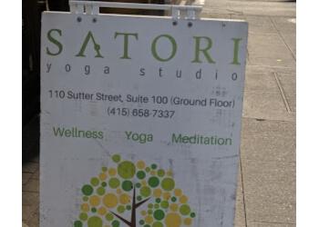 San Francisco yoga studio Satori Yoga Studio