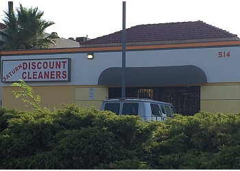 Saturn Discount Cleaners