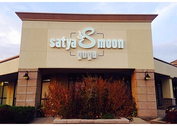 Wichita yoga studio Satya Moon yoga