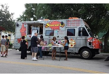 Fort Lauderdale food truck Sauced Up Food Truck