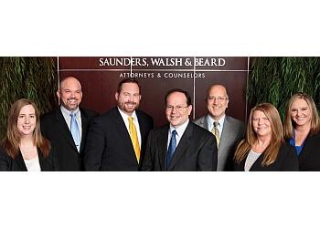 McKinney employment lawyer SAUNDERS, WALSH & BEARD