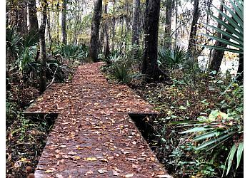 Savannah hiking trail Savannah Ogeechee Canal Museum and Nature Center
