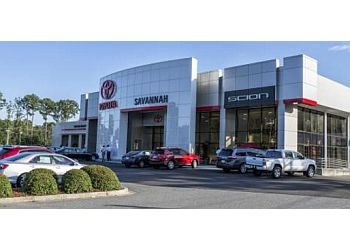 Savannah car dealership Savannah Toyota