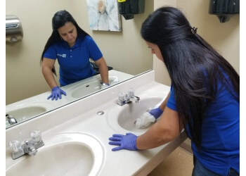 Coral Springs commercial cleaning service Savassi Cleaning Services