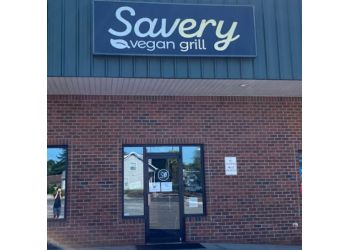 Fort Wayne vegetarian restaurant Savery Vegan Grill