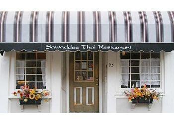 Providence thai restaurant Sawaddee Restaurant