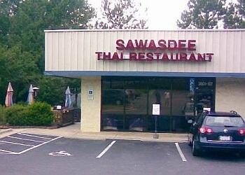 Raleigh thai restaurant Sawasdee Thai Restaurant