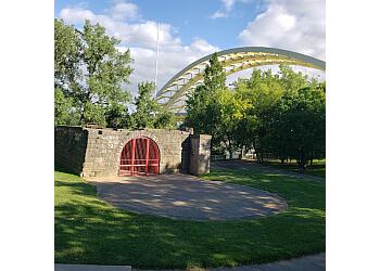 Cincinnati public park Sawyer Point Park