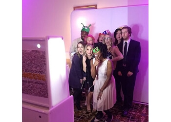 Cincinnati photo booth company Say Cheese Photo Booths