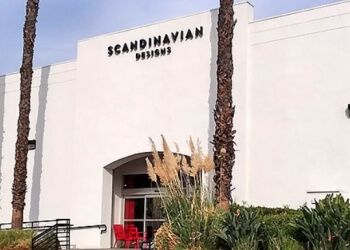 Pasadena furniture store Scandinavian Designs