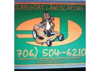 Augusta landscaping company Scapegoat Landscaping