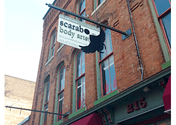 Syracuse tattoo shop Scarab Body Arts