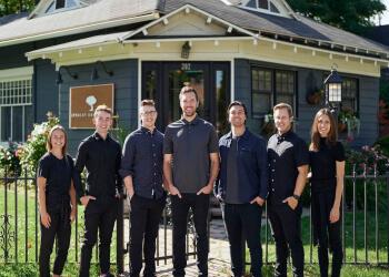 Provo wedding photographer Scarlet Oak Studio