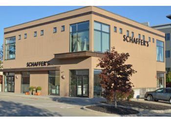 Des Moines bridal shop Schaffer's