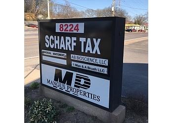 St Louis tax service Scharf Tax Services