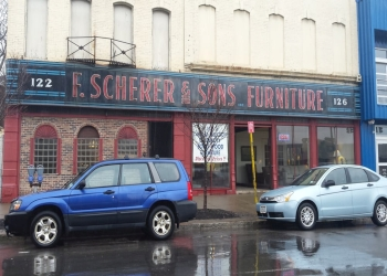 Buffalo furniture store Scherer Furniture