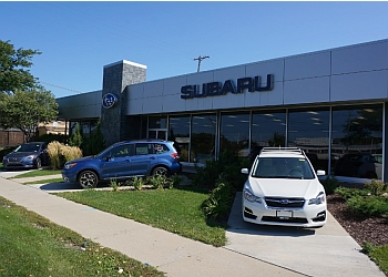 Milwaukee car dealership Schlossmann Subaru City