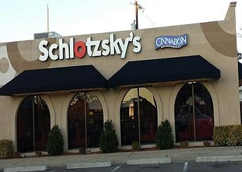 Amarillo sandwich shop Schlotzsky's