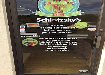 Milwaukee sandwich shop Schlotzsky's