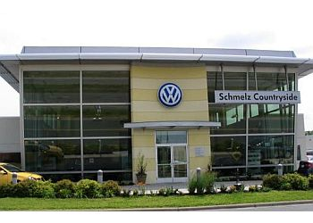 St Paul car dealership Schmelz Countryside Volkswagen