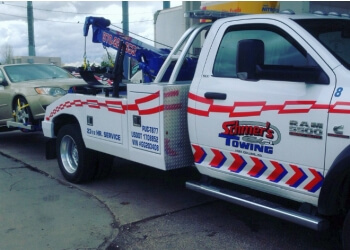 Fort Collins towing company Schmer's Towing