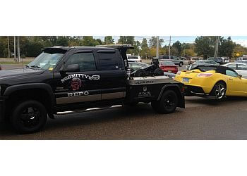 St Paul towing company Schmitty's Repo LLC & 24 Hour Towing