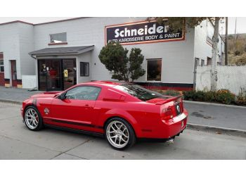 Salt Lake City auto body shop Schneider Auto Body