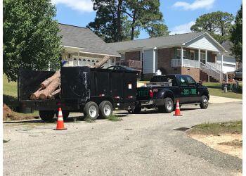 Fayetteville tree service Schnell Tree Service LLC