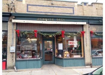 Grand Rapids sandwich shop Schnitz Deli
