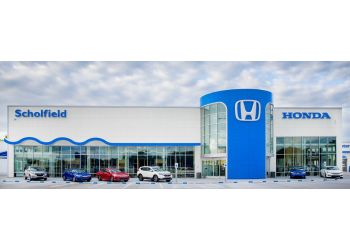 Scholfield Honda Wichita Ks >> 3 Best Car Dealerships in Wichita, KS - ThreeBestRated