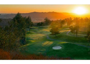 Glendale golf course Scholl Canyon Golf