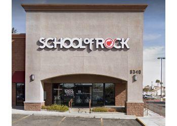 Las Vegas music school School of Rock